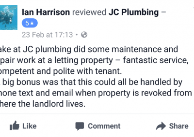 Plumbing review 2