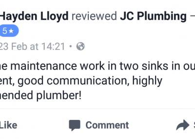 Plumbing review 5